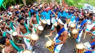 Aattam vs Ponnan   ശിങ്കാരിമേളം രാജാക്കന്മാരുടെ സൗഹൃദ മുട്ടൽ