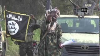 NEW VIDEO obtained by AFP showing Nigerian Terrorists Abubakar Shekau Claiming he's still alive.