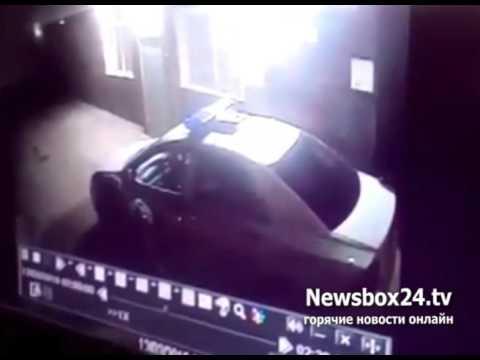Полиция Владивостока застрелила вооруженного пистолетом дебошира