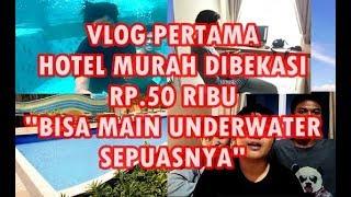 "#hotelmewah#OYO ROOM INDONESIA ""HOTEL 50 RIBU DIBEKASI BISA UNDERWATER SEPUASNYAA"""