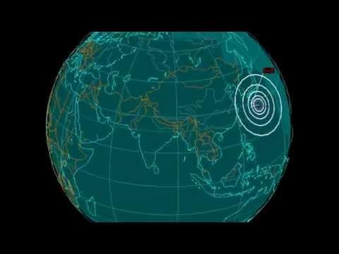 EQ3D ALERT: 5/22/15 - 5.2 magnitude earthquake in the East China Sea