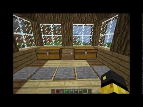 Minecraft - Reto #2 - Casa Oculta