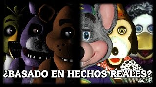 ¿FIVE NIGHTS AT FREDDY