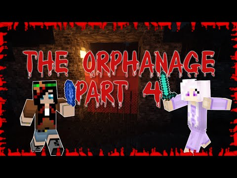 Salem & KC: 'The Orphanage' [4] Alice...Sarah...What...?! Minecraft PC