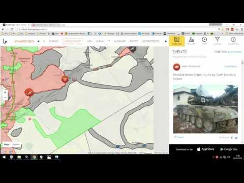 Kurdistán, Irak y Siria contra ISIS: Avances del ejército sirio en Palmyra y Deir Ezzor,mientras ...