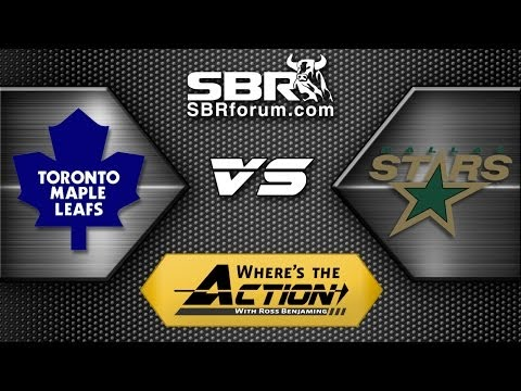 NHL Picks: Toronto Maple Leafs vs. Dallas Stars