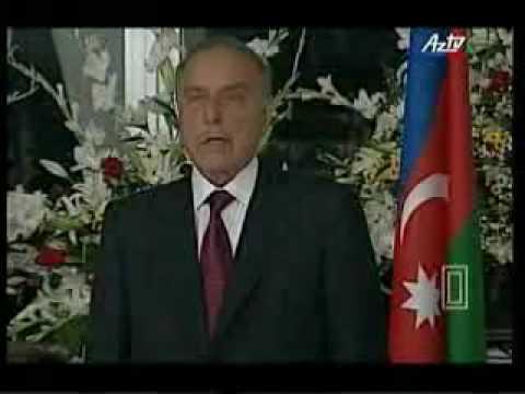 Q?RBа AZERBAYCANLа PREZDENTаMаZ HEYD?R ?LаYEV KOVR?LаR.