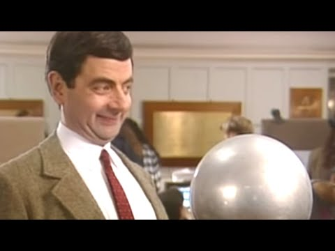 Mr Bean - School Open Day