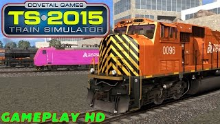 Train Simulator 2015 Gameplay PC HD