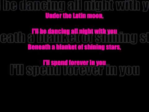 Mia Martina - Latin moon Lyrics