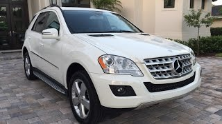 2011 Mercedes-Benz ML350 for sale by Auto Europa Naples