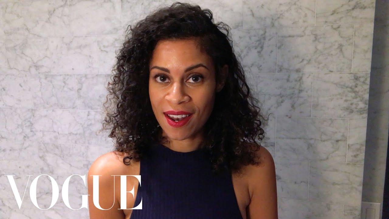 Aluna Francis of AlunaGeorge Breaks Down Her Beauty Routine | Vogue