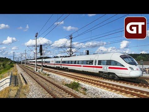Bahnsprechende Erkenntnisse - GT on ICE - Klassenfahrt nach Hamburg