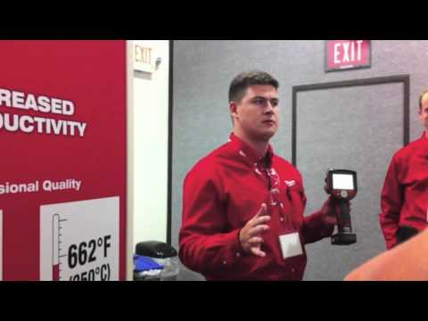 Milwaukee M12 Thermal Imager – Sneak Peek