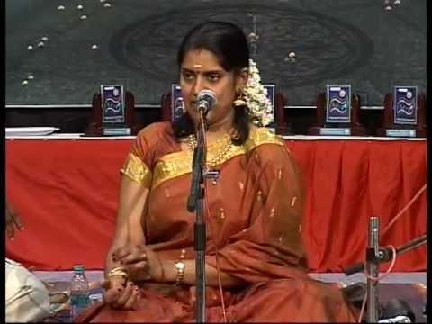 Shanmukhapriya Raga - Marivere Dikkevarayya Rama - Kodampally Sreeranjini Pradeep