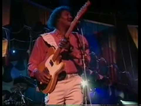 31- Albert Collins - Ice Man - Live At Sevilla 1991