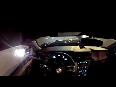 POV Driving in a 2013 Mustang GT A Night Out Bonus Video
