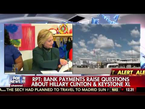 Peter Schweizer Discusses Hillary Clinton's Keystone Pipeline Scandal