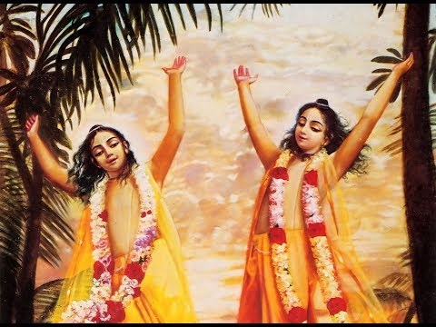 Doyal Nitai Chaitanya Bole ~ Krishna Premi Dasi video