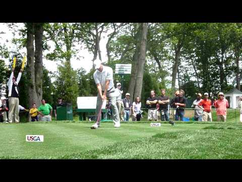 Lucas Glover Driver Video