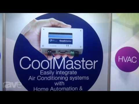 CEDIA 2013: Cool Automation Presents the CoolMaster AC Control Integration System