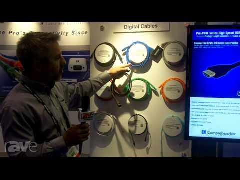 InfoComm 2013: Comprehensive Cable Features ProGrip HDMI Series