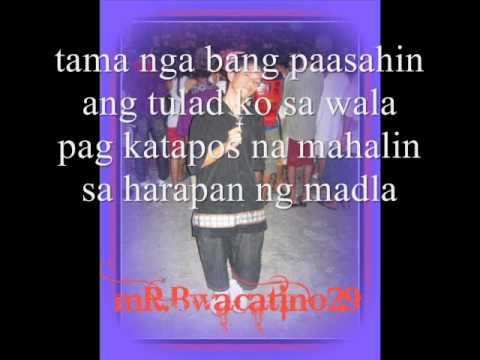 Mahalin Mo Ako - Bwacatino YhengWhun of BolanteCrimez ft. Philip.wmv