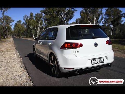 2016 Volkswagen Golf GTI Mk7 (DSG) 0-100km/h & engine sound