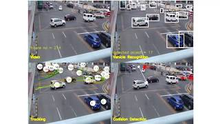 Near Miss Traffic Accident Detection Tool