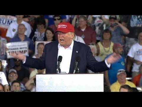 "Radio Host trademarks ""Make America Great Again"" Sells it back to Trump"