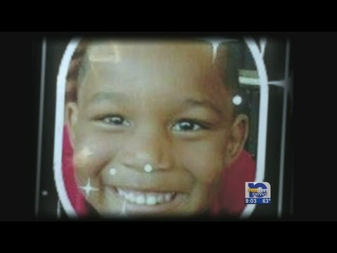 Funeral held for child killed in accidental shooting