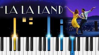 Download Lagu Mia & Sebastian's Theme (La La Land Soundtrack) - Piano Tutorial - How to play La La Land on piano Gratis STAFABAND