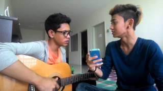 cinta bukan milik kita original song by khai ft harickAZ
