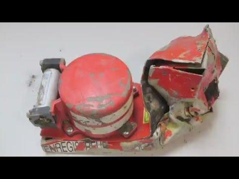 Images show damaged black box in Germanwings plane crash