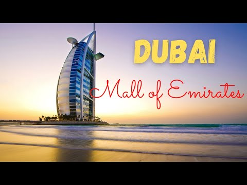 Dubai Mall of the Emirates *HD* 2013