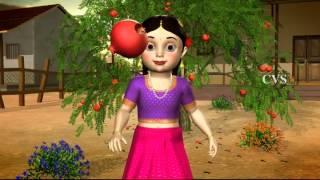 Danimma Pandu  Telugu 3D Animated Nursery Rhymes