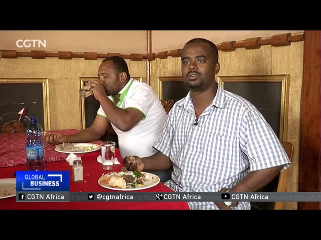 Small company takes the Ethiopian staple injera global