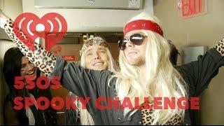 5SOS - Spooky Challenge (Sing, Rap, Dance, Act & More) | Artist Challenge