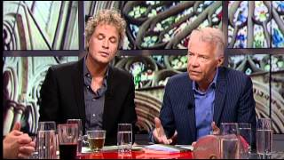 Tijs van den Brink over Adieu God in Pauw & Witteman 17 april 2012