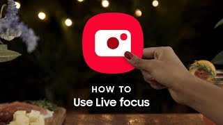 Samsung Galaxy Note10: How to create bokeh with Live focus