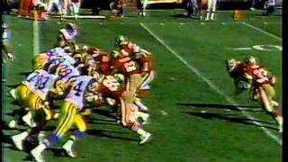 1989 Rams at 49ers 4