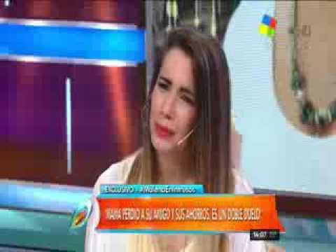 La hija de María Valenzuela habló sobre el estado de salud de su madre
