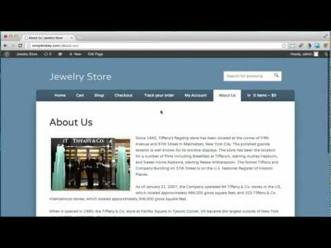 Build Your Online Store! - 2013