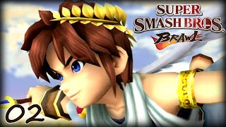 Super Smash Bros Brawl - Cap.2 Reino del Cielo