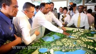 Bandar Tasik Amanjaya Pembangunan Terbaru Di Perak