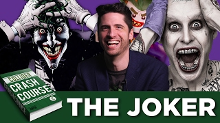 The Joker: The History Of Batman's Nemesis - Collider Crash Course