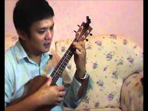 Nada Sou Sou 涙そうそう - (Rimi Natsukawa 夏川 りみ) - ukulele cover