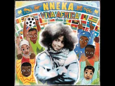 Nneka nneka's world cup song, viva africa, now available + a new