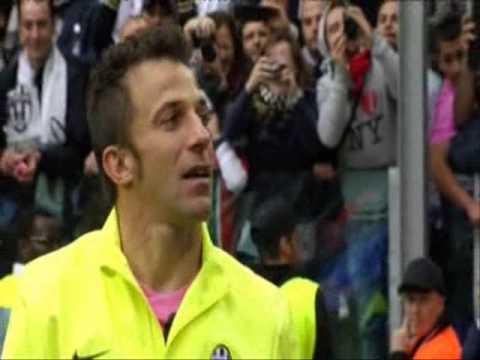 Alessandro Del Piero L'Addio alla Juve