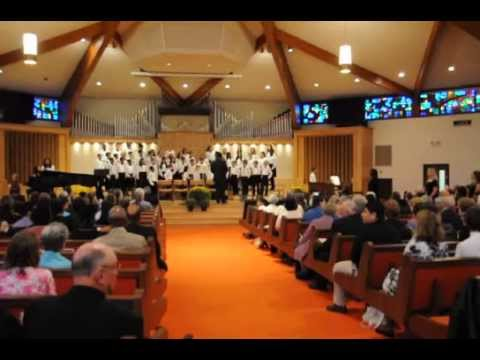 Shenandoah Valley Academy Chorale & SVA Elementary Choir - Choral Anthem (Version 2) - 10/12/2014